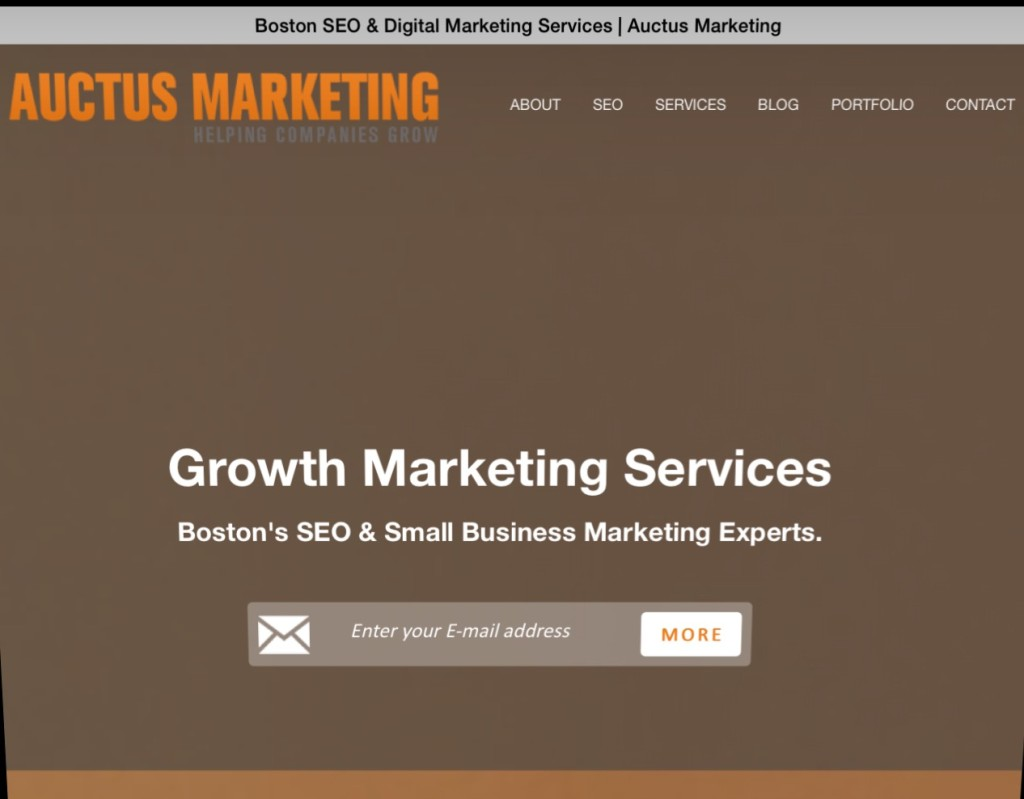 auctus mobile title tags seo