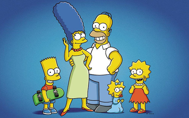 Simpsons-Family_